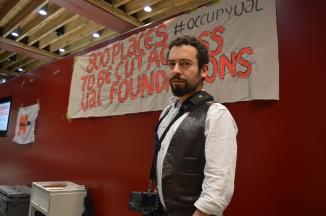 #OccupyUAL spotlight Glenn