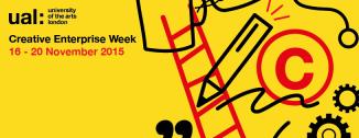 creative enterprise week UAL